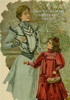 Greeting Cards - Birthday Card - Retro Illustration - Humour  - Image 1