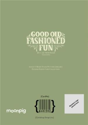 Greeting Cards - Birthday Card - Retro Illustration - Humour  - Image 4