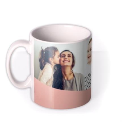 Mugs - Mother's Day Card -  Multi photo upload Mug - Image 1