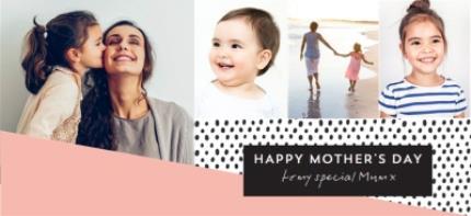 Mugs - Mother's Day Card -  Multi photo upload Mug - Image 4