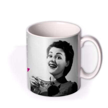 Mugs - I'd Rather Be Drinking Champagne Personalised Mug - Image 2