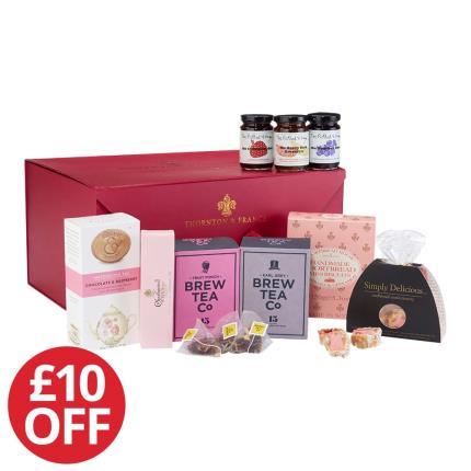 Food Gifts - Afternoon Tea Hamper - NEW & £10 OFF! - Image 1