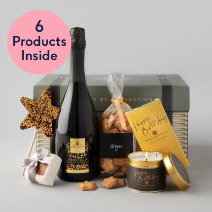 Food Gifts - Happy Birthday Hamper - Image 1
