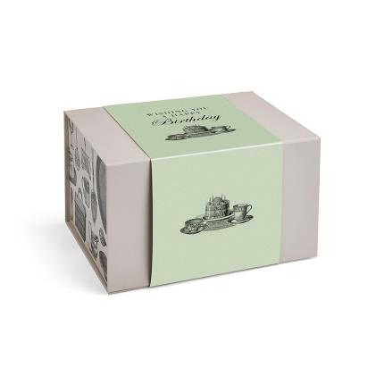 Food Gifts - Cartwright & Butler Happy Birthday Gift Box - Image 5