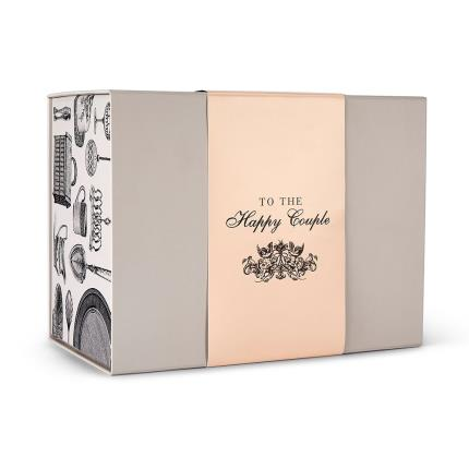 Food Gifts - Cartwright & Butler To The Happy Couple Gift Box - Image 3
