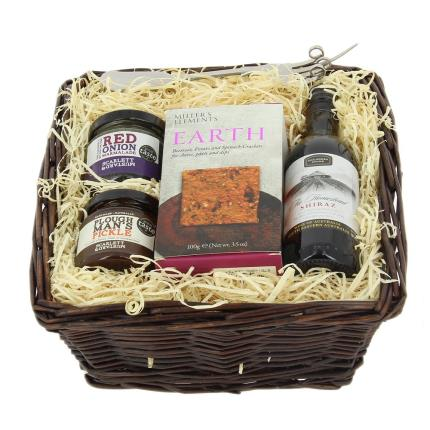 Food Gifts - Cheese Lovers Hamper Tray - Image 2