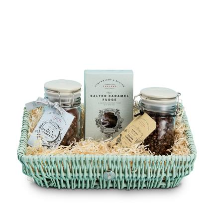 Food Gifts - Cartwright & Butler Salted Caramel Collection - Image 1