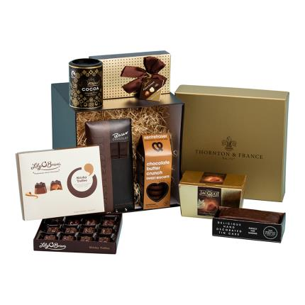 Food Gifts - Chocolate Lovers Hamper  - Image 1