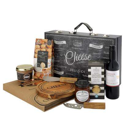 Food Gifts - Cheese Lovers Suitcase - Image 2