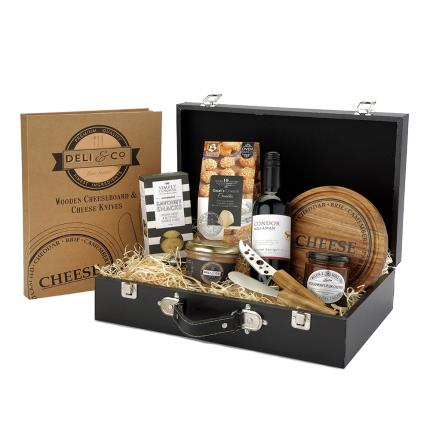 Food Gifts - Cheese Lovers Suitcase - Image 3