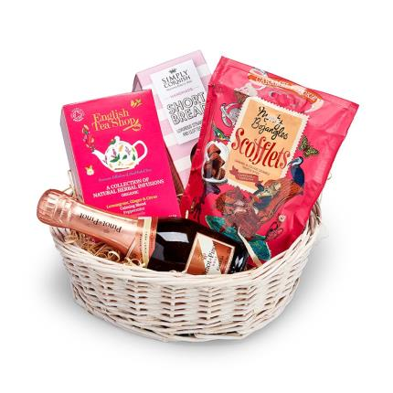 Food Gifts - Sweet Treats Hamper Tray - Image 1