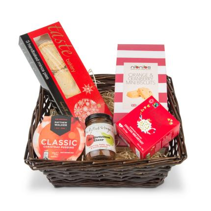 Food Gifts - Festive Tray - Image 1