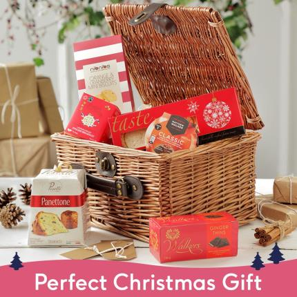 Food Gifts - Festive Favourites Hamper - Image 1