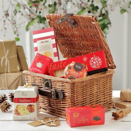 Food Gifts - Festive Favourites Hamper - Image 2