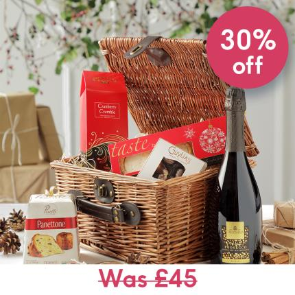 Food Gifts - Christmas Celebration Hamper - Image 1