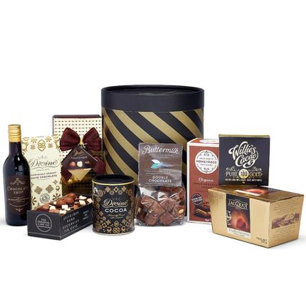 Food Gifts - Chocolate Lovers Drum - Image 2