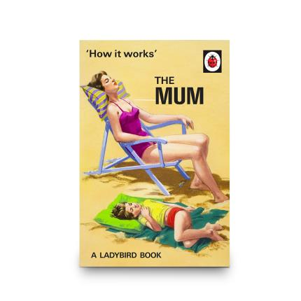 Gadgets & Novelties - How It Works: The Mum (Ladybirds for Grown-Ups) - Image 1