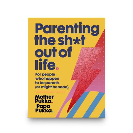 Gadgets & Novelties - Parenting The Sh*t Out of Life Book - Image 1