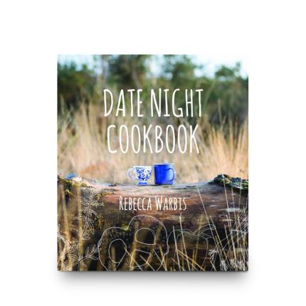 Gadgets & Novelties - Date Night Cookbook - Image 1