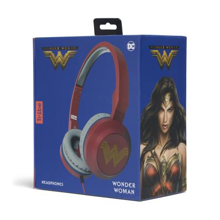 Gadgets & Novelties - Wonderwoman Headphones - Image 2