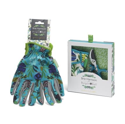 Gadgets & Novelties - Brie Harrison Gardening Set (Gloves, seceters & holster) - Image 1
