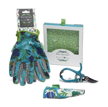 Gadgets & Novelties - Brie Harrison Gardening Set (Gloves, seceters & holster) - Image 2