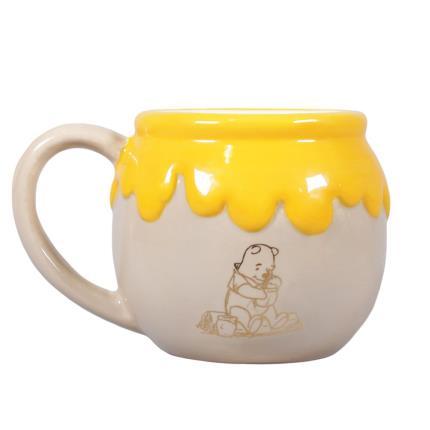 Gadgets & Novelties - Disney Classic Winnie The Pooh Hunny Pot Mug - Image 1