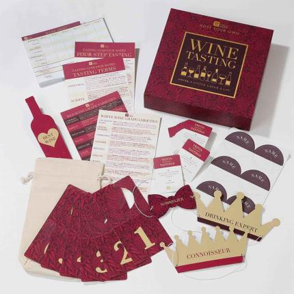 Stationery & Craft - Host Your Own Wine Tasting - Image 2