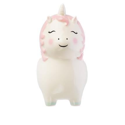 Gadgets & Novelties - Sass & Belle Pastel Pink Unicorn Plant Pot - Image 3