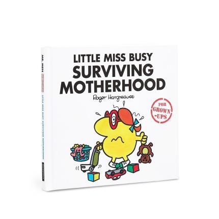 Gadgets & Novelties - Little Miss Busy Surviving Motherhood with Small Fiorino Processco - Image 2