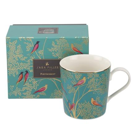 Gadgets & Novelties - Sara Miller Mug & Coffee Gift Set - Image 4