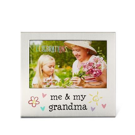 Gadgets & Novelties - 'Me & My Grandma' Photo Frame - Image 1