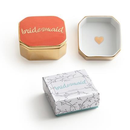 Gadgets & Novelties - Bridesmaid Trinket Box - Image 2
