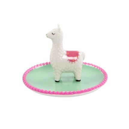 Gadgets & Novelties - Llama Trinket Dish - Image 2