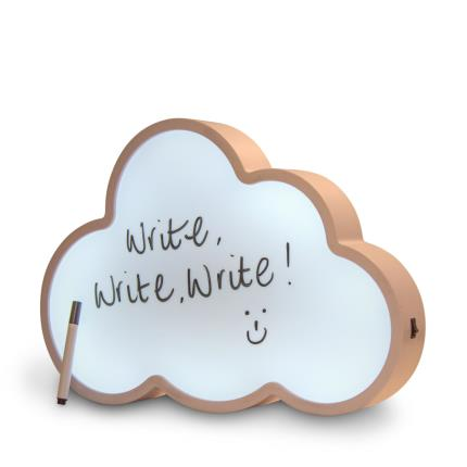 Gadgets & Novelties - Write On Light Up Cloud - Image 2