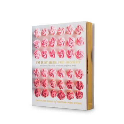 Gadgets & Novelties - I'm Just Here For Dessert Baking Cookbook - Image 2