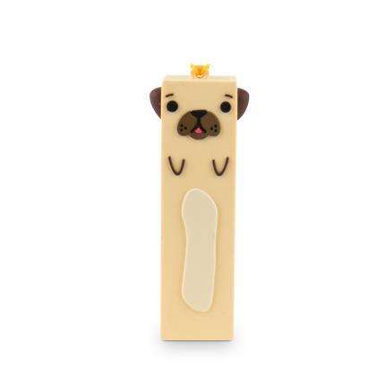 Gadgets & Novelties - Power Pets Pug USB Charger - Image 1