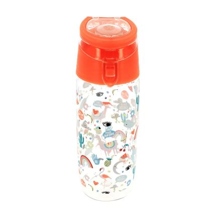 Gadgets & Novelties - Happy Zoo Flask - Image 1