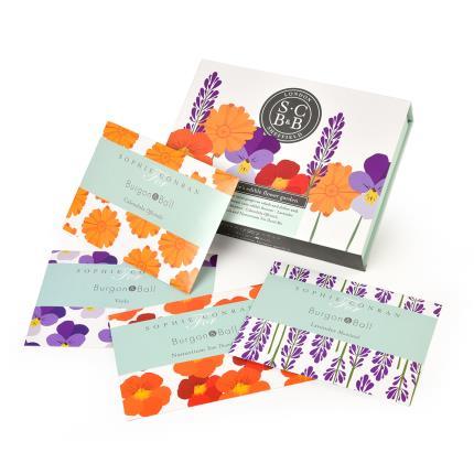 Gadgets & Novelties - Sophie Conran Edible Flowers Seed Set - Image 1