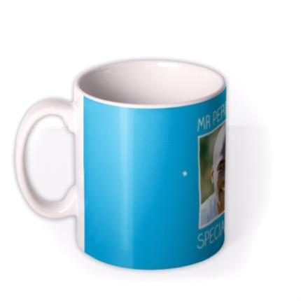 Mugs - Mr Perfect Photo Upload Mug - Image 1