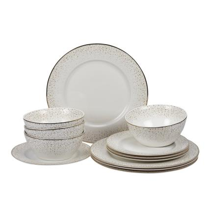 Gifts For Home - Sara Miller Celestial 12 Piece dining set - Image 7