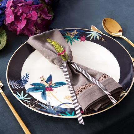 Gifts For Home - Sara Miller Tahiti Dinner Plate Gift Set - Image 2