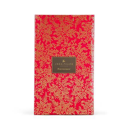 Gifts For Home - Sara Miller Gold Leaf Glass Set - Image 4