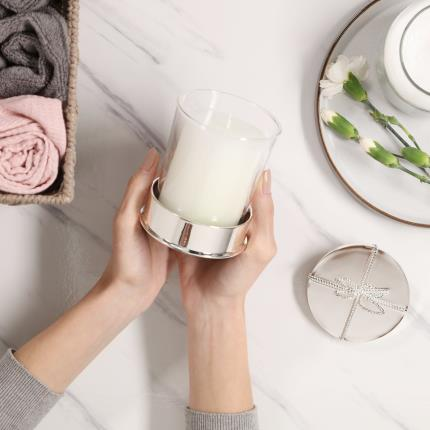 Gifts For Home - Vera Wang Love Knots Candle - Image 4