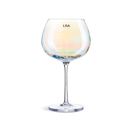 Gifts For Home - LSA Two Piece Pearl Goblet Gift Set - Image 2