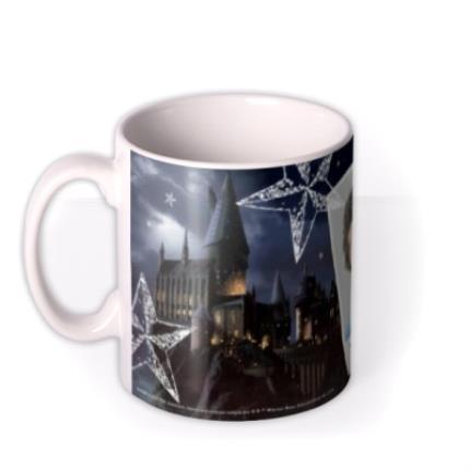 Mugs - Harry Potter Hogwarts Photo Upload Mug - Image 1
