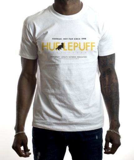 T-Shirts - Harry Potter Hufflepuff Personalised T-Shirt  - Image 2