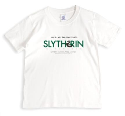 T-Shirts - Harry Potter Slytherin Personalised T-Shirt  - Image 1