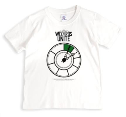 T-Shirts - Harry Potter Wizards Unite Threat Level T-Shirt - Image 1
