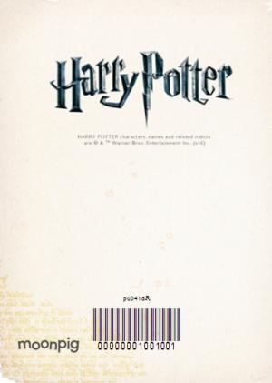 Greeting Cards - Harry Potter Wishing You A Magical Christmas Multi-Photo Card - Image 4